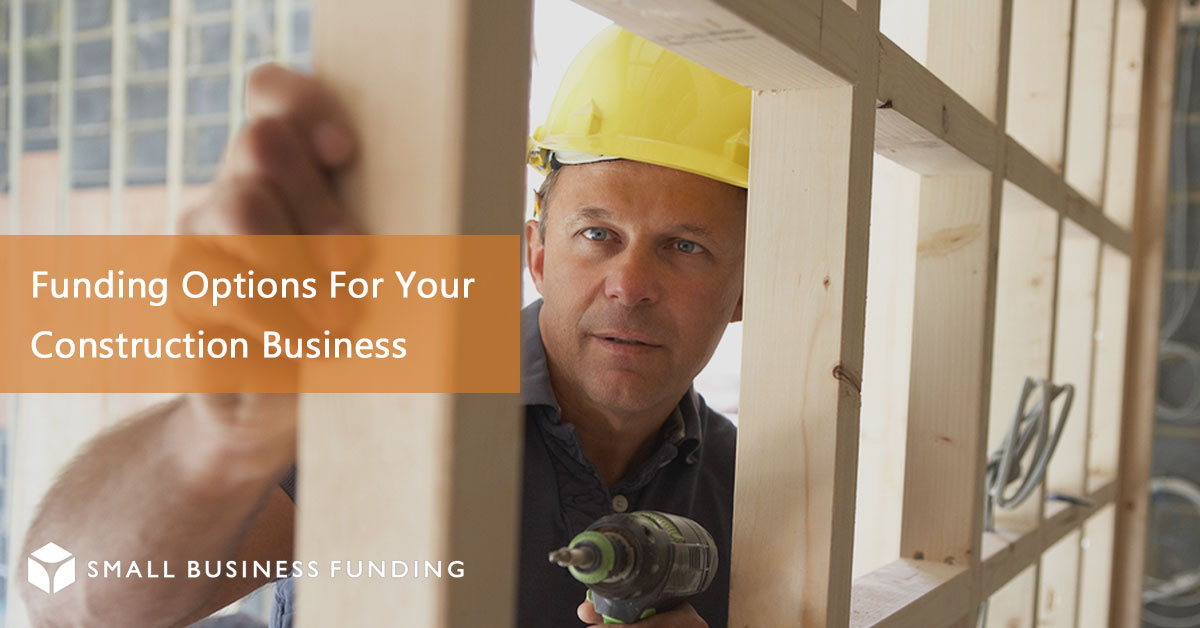 Construction Business Financing