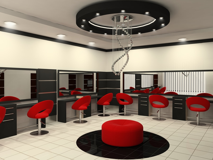 beauty salon equipment financing