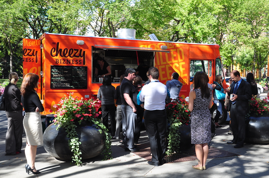 Small Business Funding Food Truck Business Loan