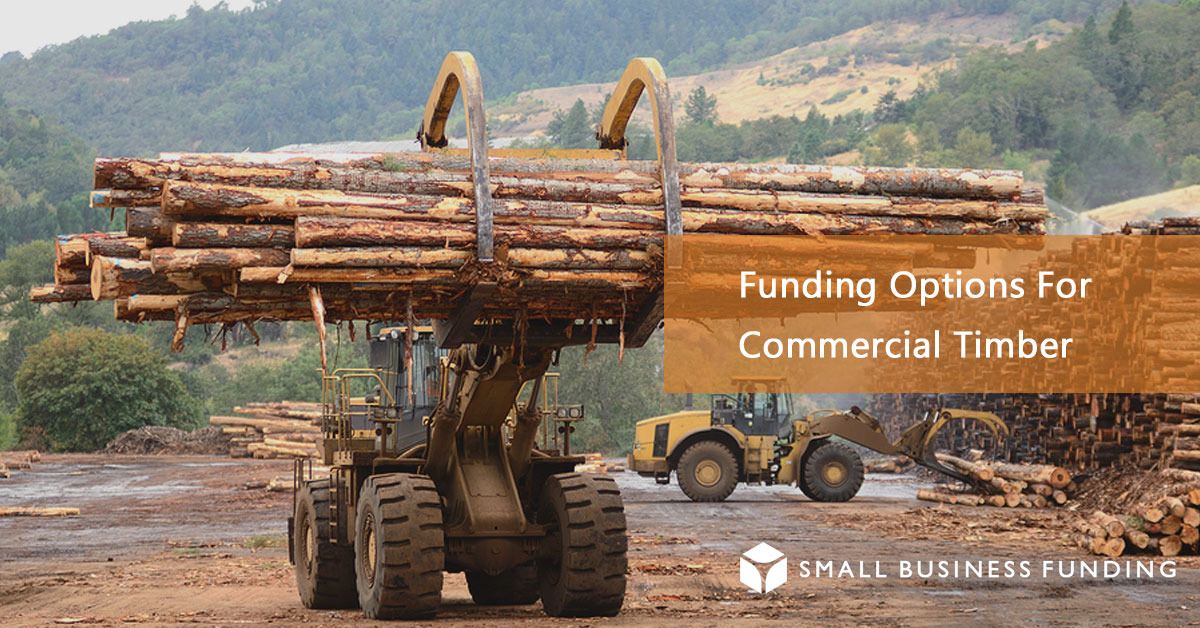 commercial timber loans