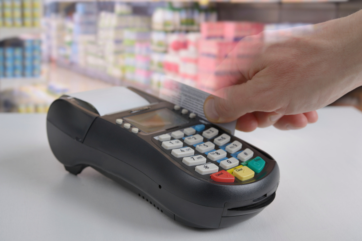 Credit card processing by small business funding