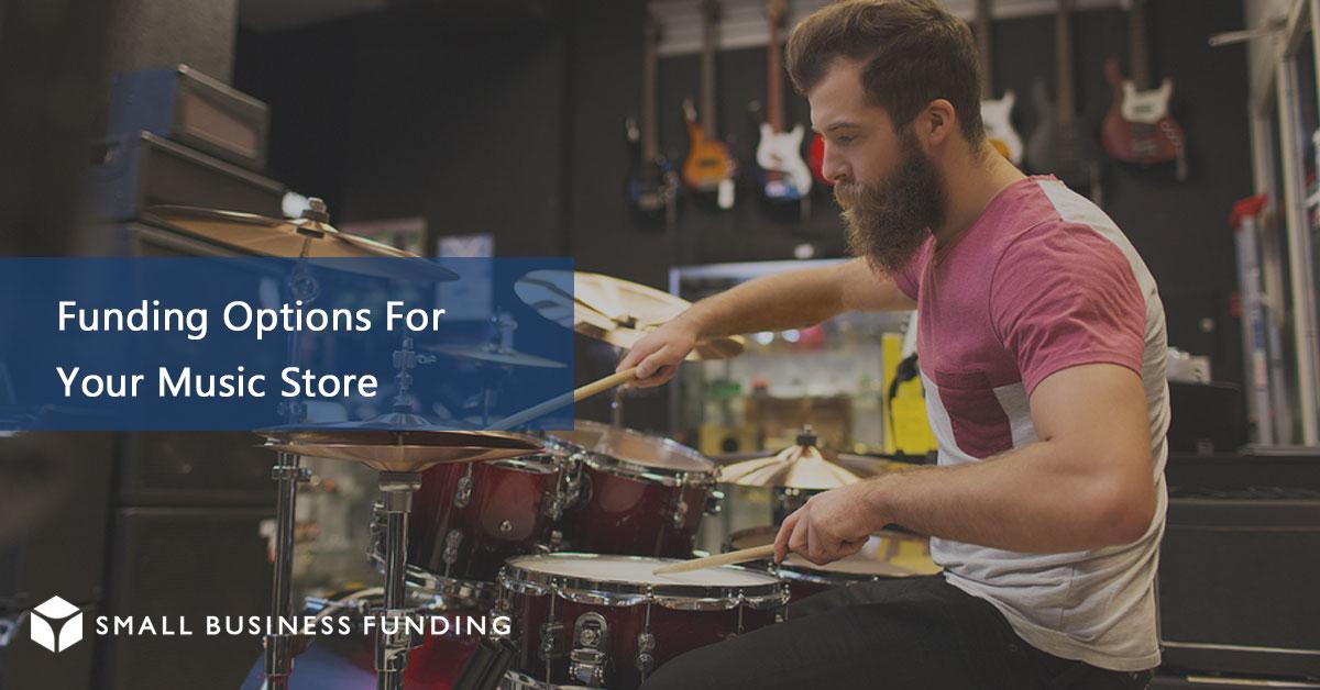 Music Store Financing