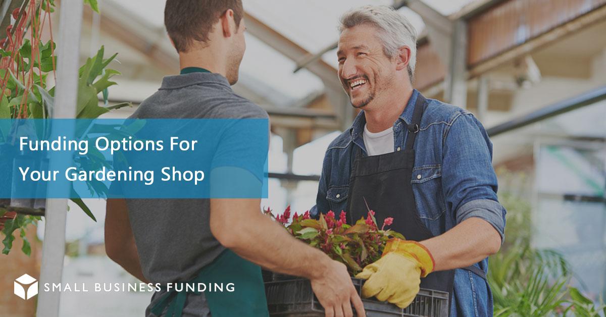 Garden Shop Financing