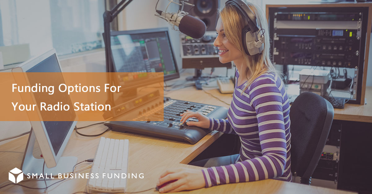 Radio Station Financing
